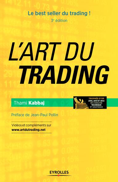 Acheter et lire L'art du trading de Thami Kabbaj