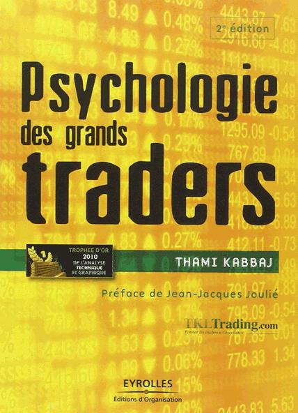 Acheter et lire Psychologie des grands traders